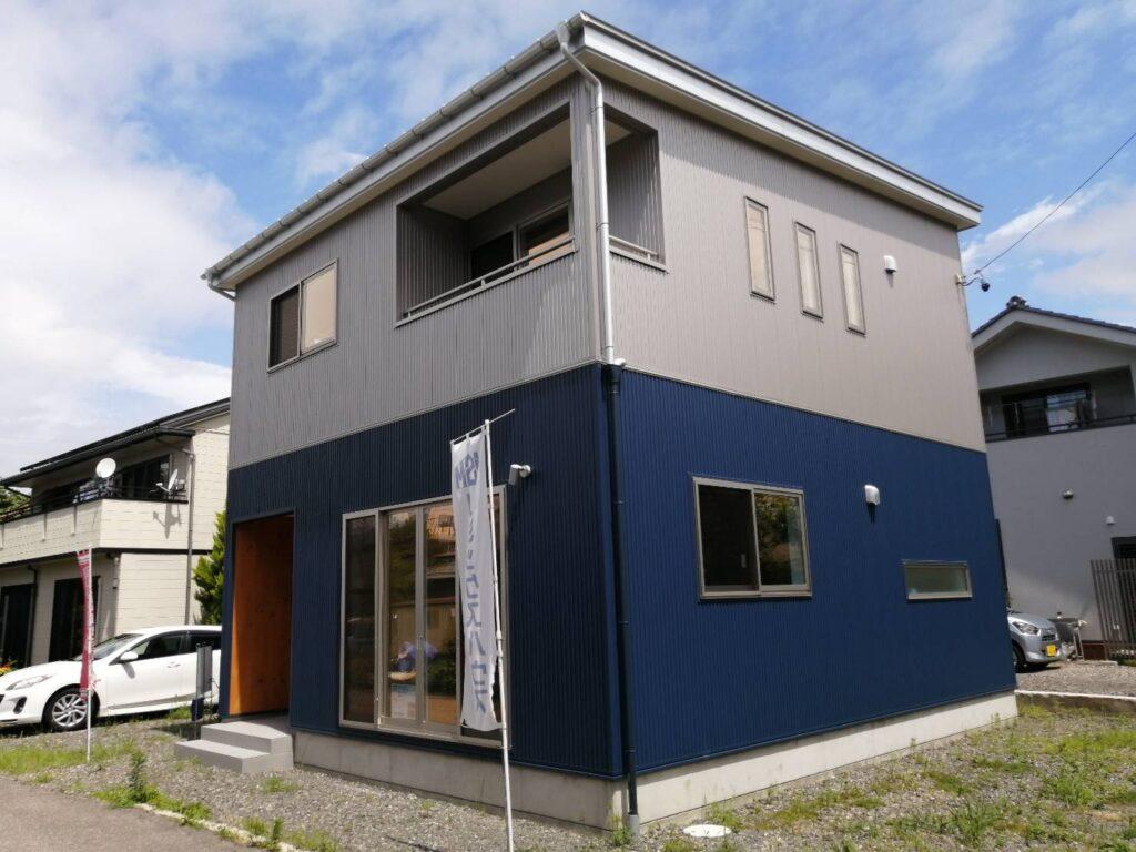 松本市里山辺の建売リミックスハウス