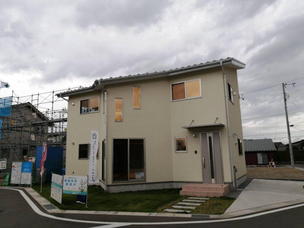 松本市村井の建売リミックスハウス