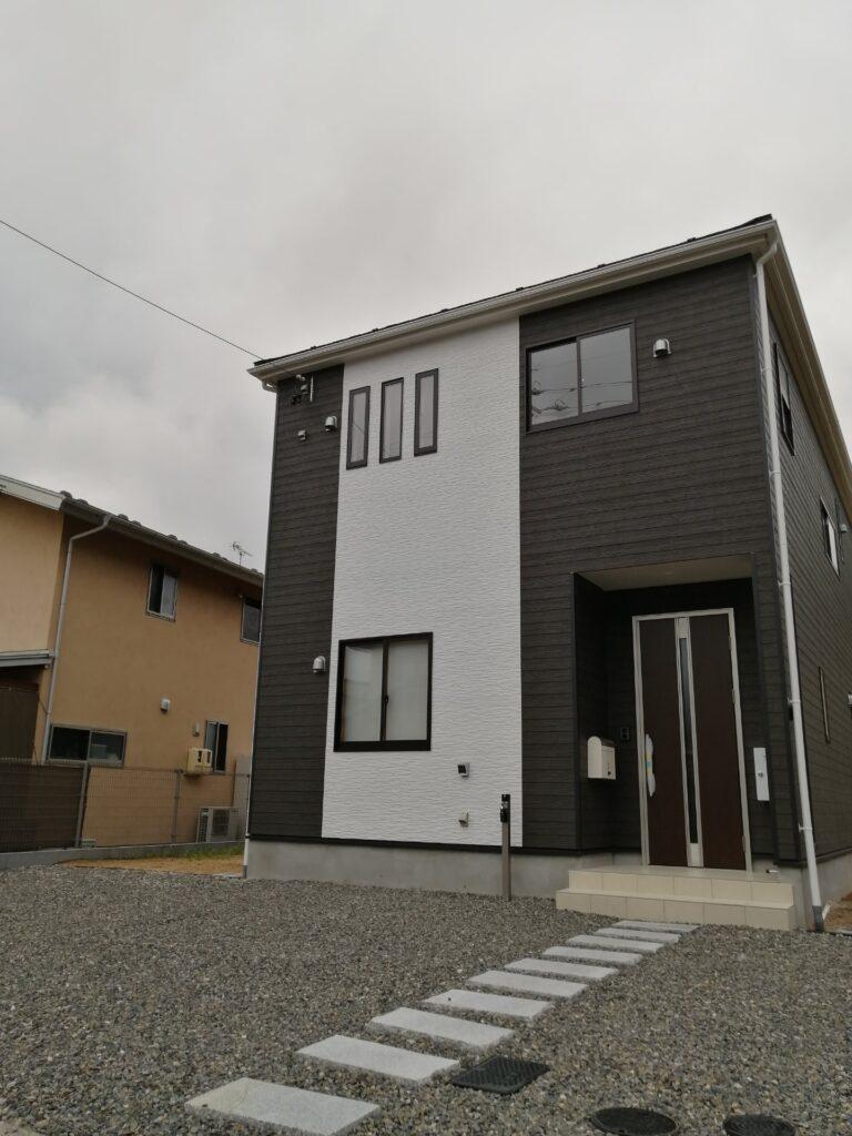 松本市大村の新築建売住宅