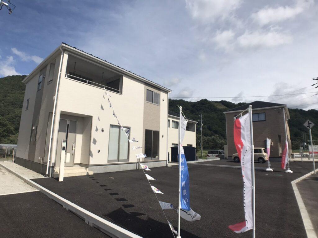 クレイドルガーデン松本市島内の新築建売住宅2号棟
