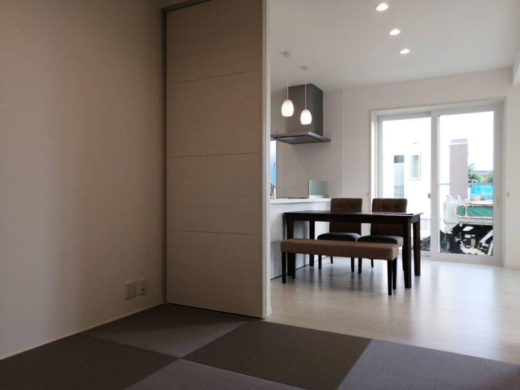 イーストヒル山辺セキスイハイム新築建売住宅25号(和室)