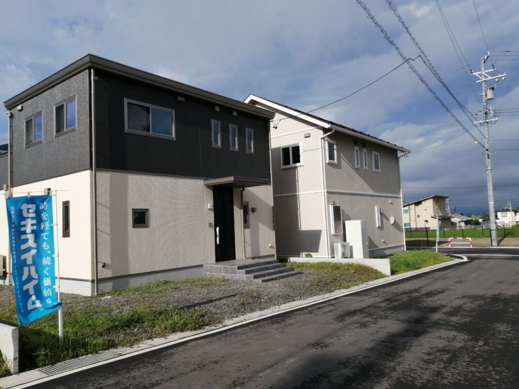 イーストヒル山辺セキスイハイム新築建売住宅