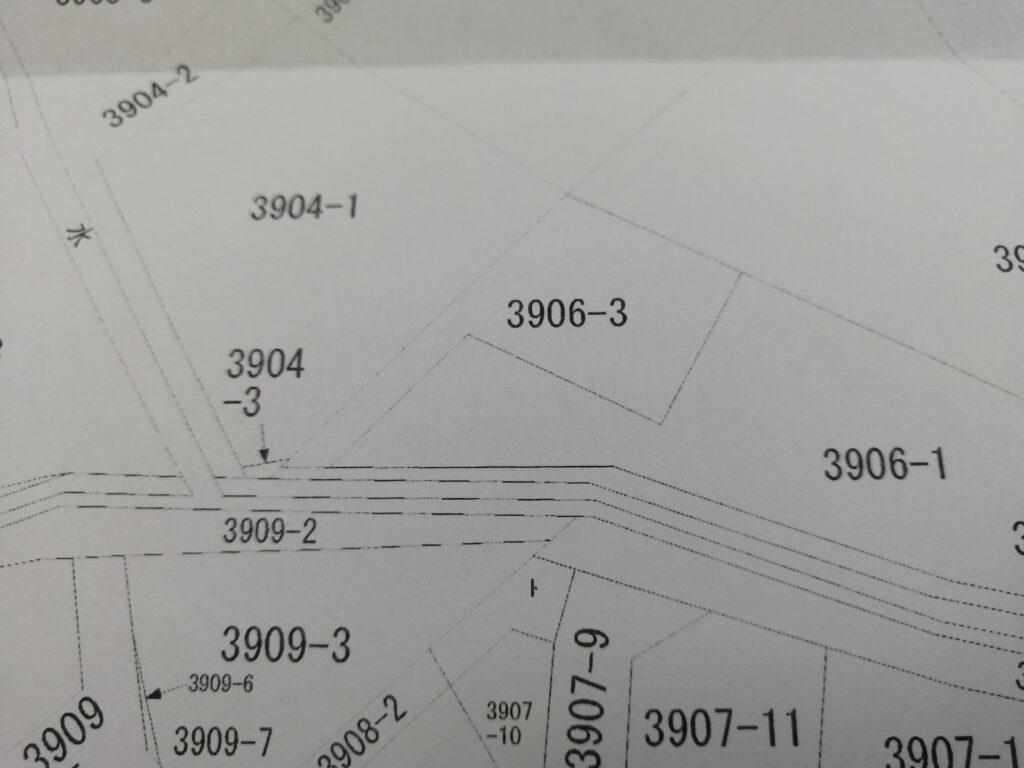 測量図の例