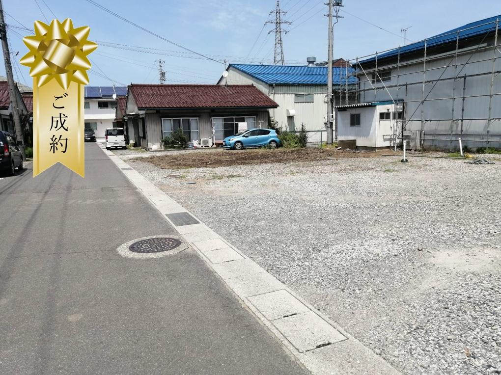塩尻市広丘高出の売土地(ご成約)