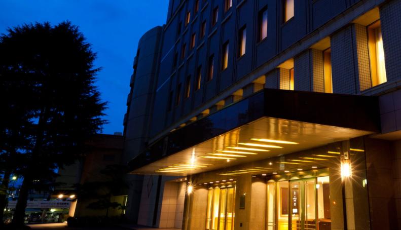 長野市のホテル犀北館