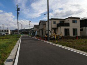 松本市惣社土地区画整理地