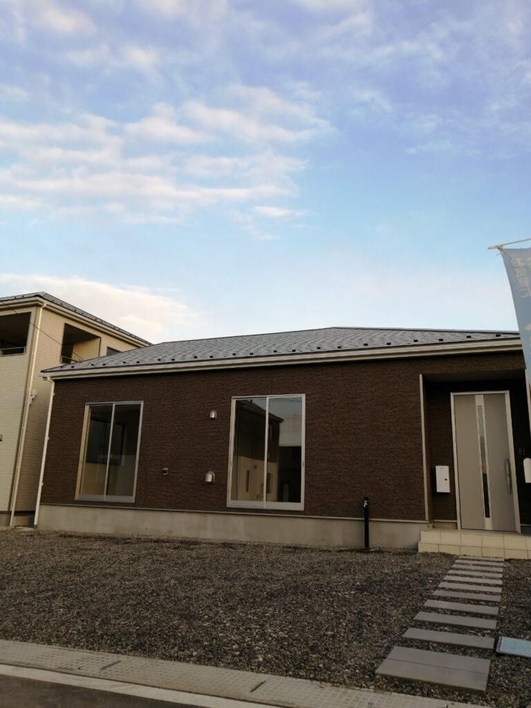イーストヒル山辺の平屋建て新築分譲住宅