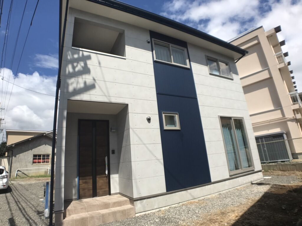 浅間温泉2丁目の自然素材新築住宅