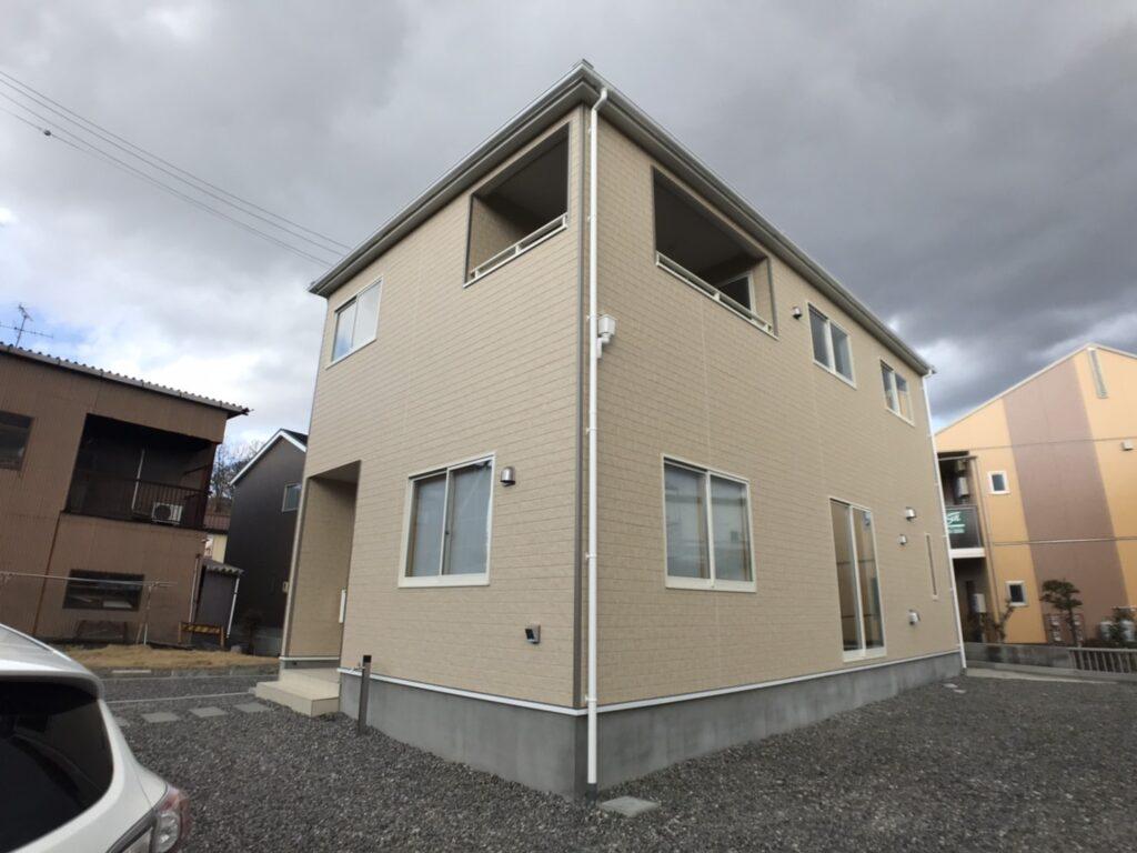 松本市宮渕本村にある耐震等級3、断熱等級4の新築住宅♪
