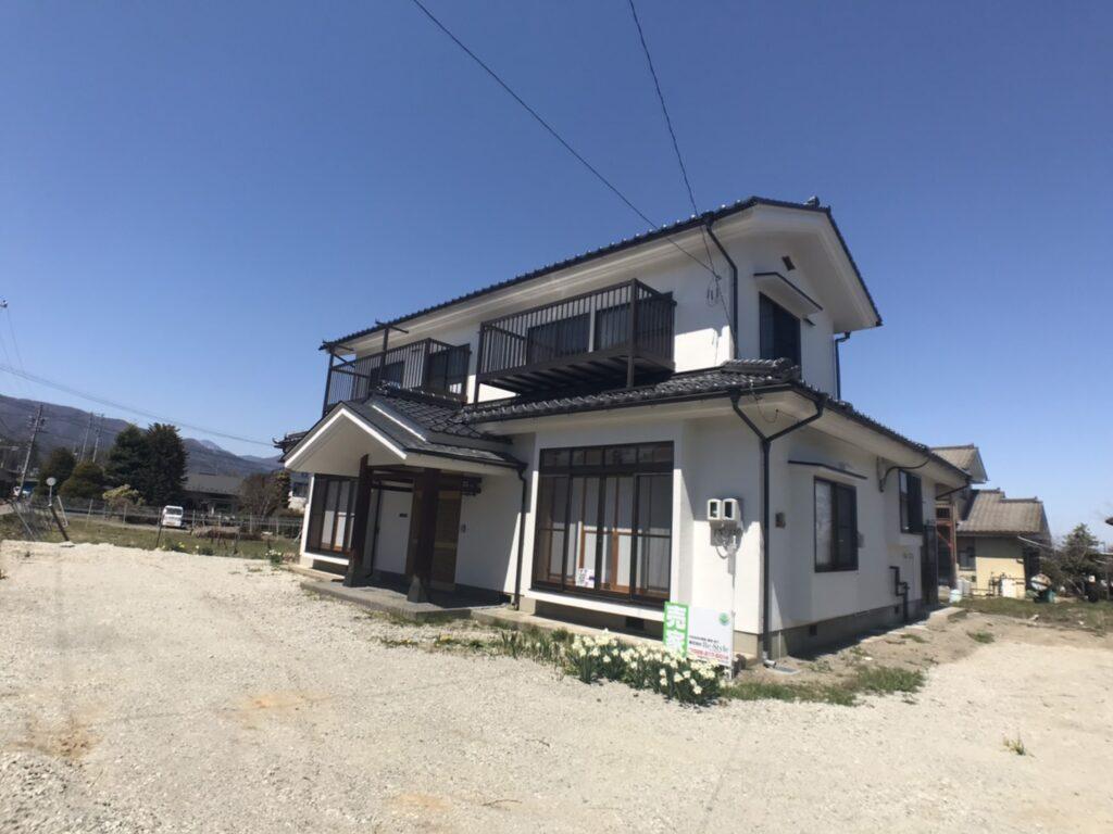 今井中古再生住宅(外観)
