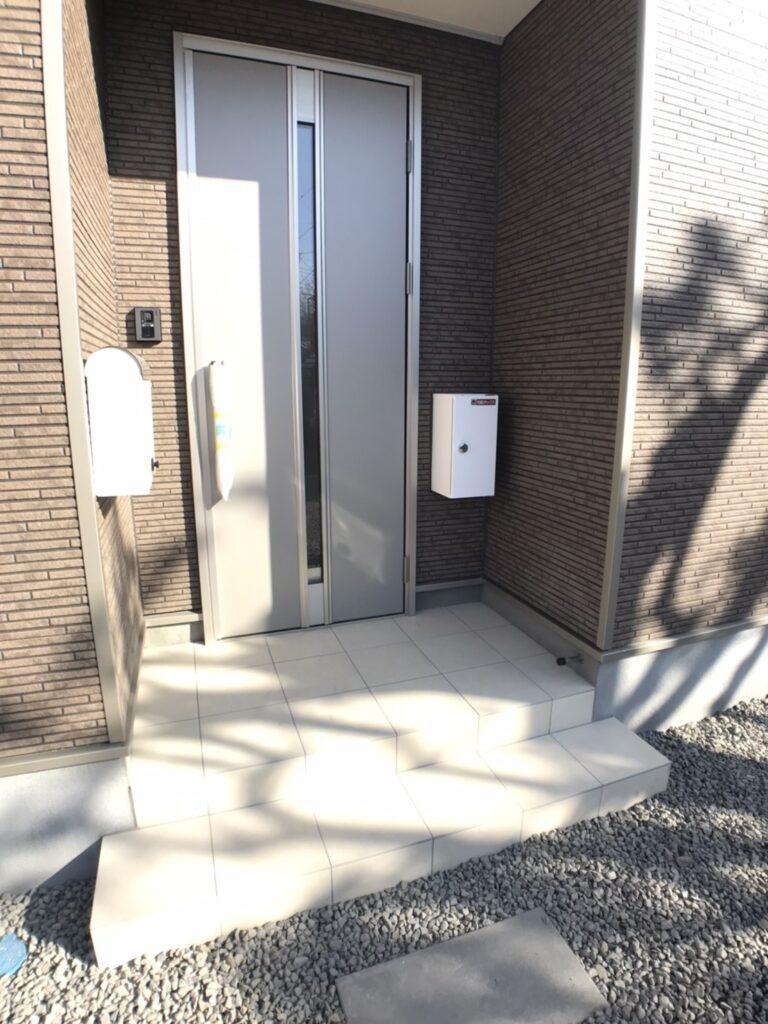 宅配BOXが標準装備された神田1丁目の新築住宅販売中♪