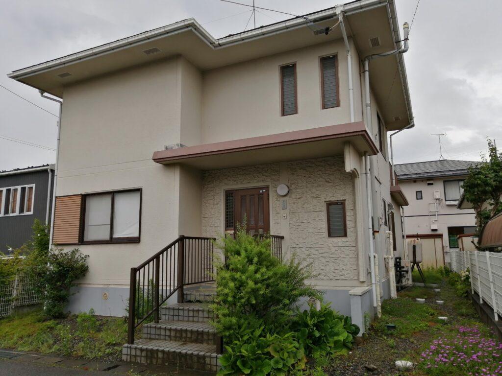 松本市島内にある築32年鉄筋コンクリート造中古住宅