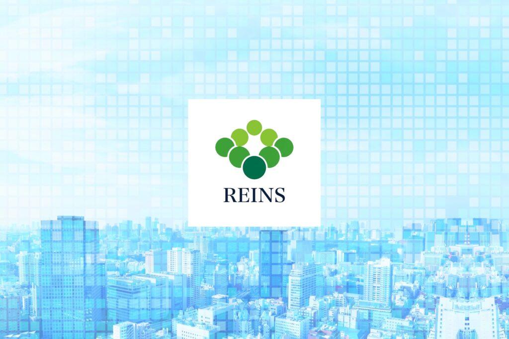 街とデジタルとREINSのロゴ